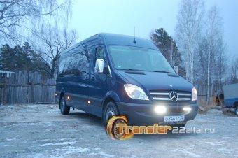 Заказ наших микроавтобусов