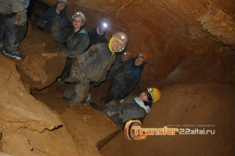 Каскад водопадов на р.Шинок, музейная пещера ...