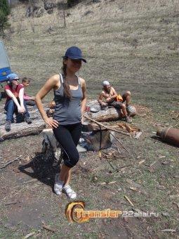 Велотур на Шинокские водопады 8-11е мая 2014г