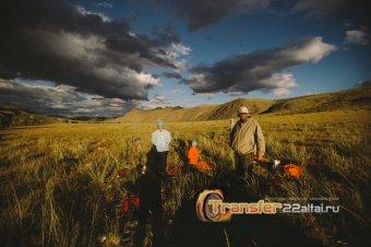 Путешествие по Западной Монголии.  С детьми:)