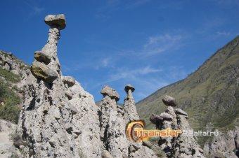 Тур в долину Чулышмана 29е апреля - 4е мая