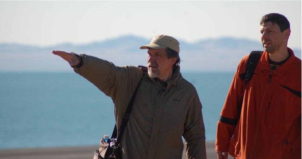 В поисках Хиргиснуурского чудовища (Западная Монголия) или подтверждение на ...
