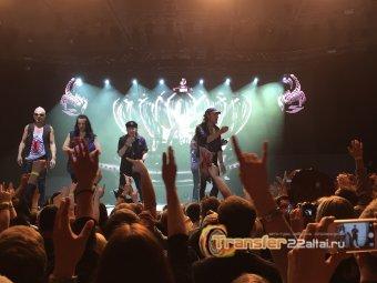Scorpions - фото - видимо- отчет!