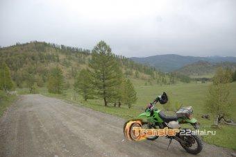 Алтай без асфальта или затерянная дорога
