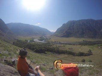 автотур в долину Чулышмана в июле 2015г