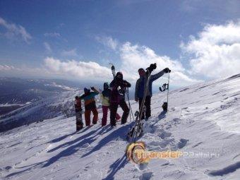 Расписание туров Барнаул - Шерегеш 2017г