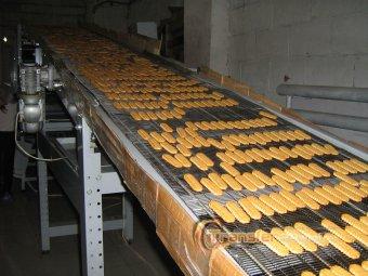 Экскурсия на завод по производству печенья