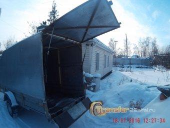 Прокат (аренда) прицепов в г.Барнауле