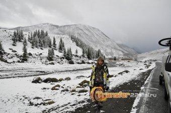 Мото и вело Чулышман на майские праздники 2016г