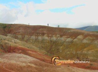 Посещение Алтайского Марса.