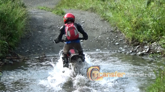 Попытка №2 или на озеро Манас на мотоциклах.