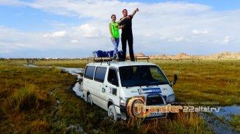 О кругосветке по Монголии глазами Светы