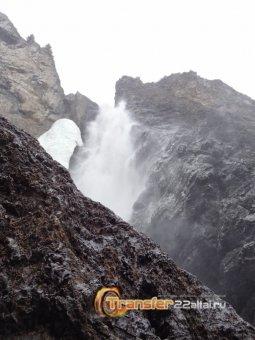 Водопады р.Шинок, музейная и Денисова пещера 29-1е мая